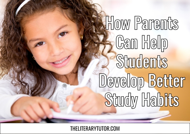 How Parents Can Encourage Students to Develop Better Study Habits