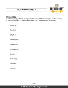 vocabulary-worksheet-4