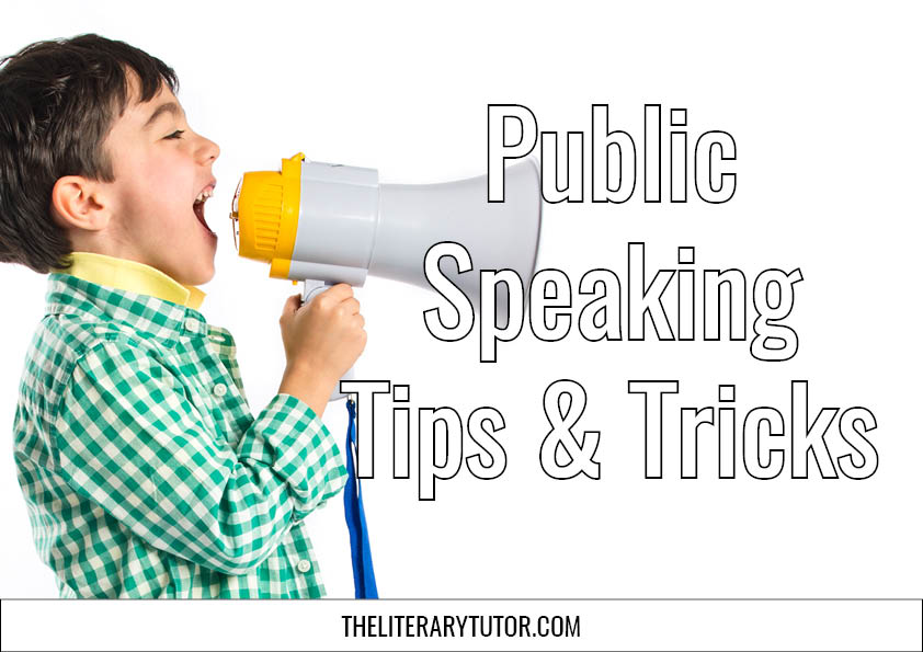 Public Speaking Tips and Tricks