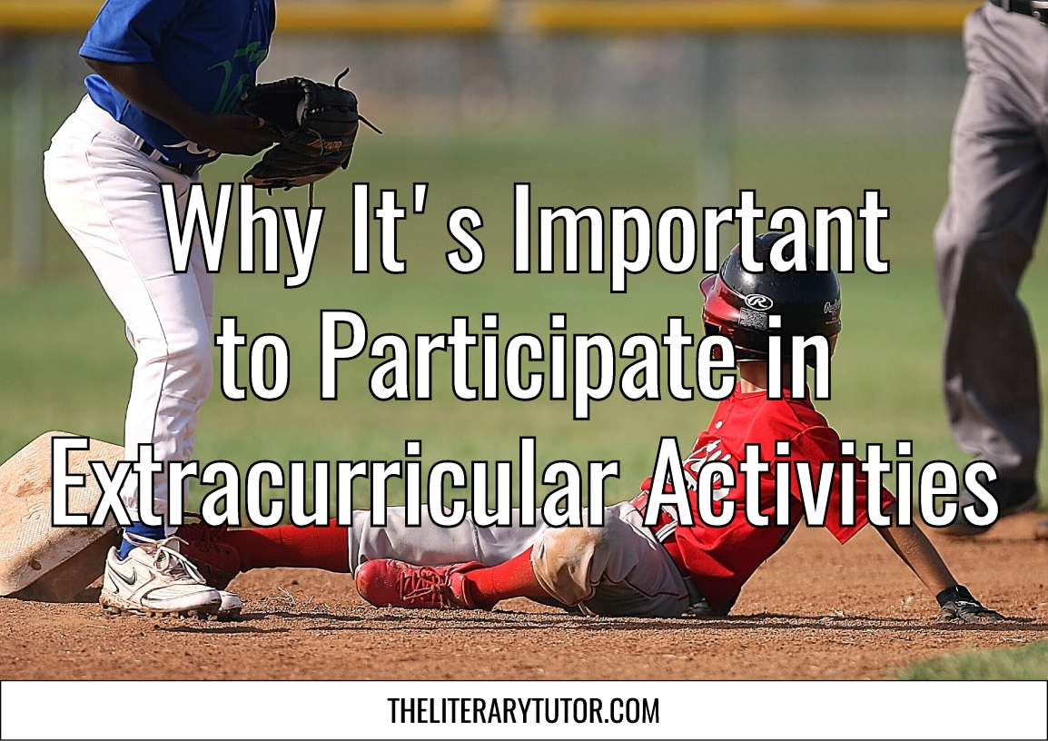 Why It's Important to Participate in Extracurricular Activities